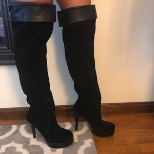 BCBGeneration Shoes - BCBG Generation Over-the-knee Boots